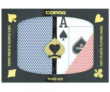 Copag Export Marked Cards