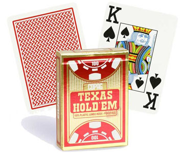 Copag Texas Hold'em Marked Cards