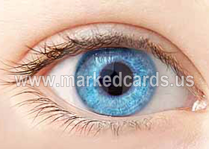 infrared contact lenses for blue eyes