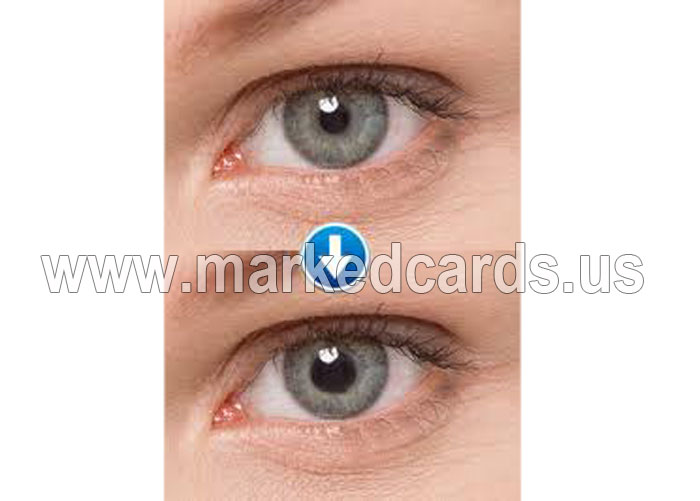 gray marked cards contactlenses